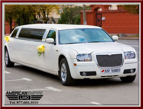 Limousine Service Nj by Nj Wedding Limos