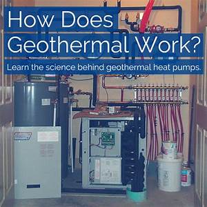 How Does Geothermal Work