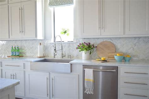 carrara marble kitchen backsplash herringbone backsplash tile free kitchen with white
