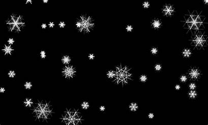 Falling Snow Animated Snowflakes Snowflake Snowing Snowfall