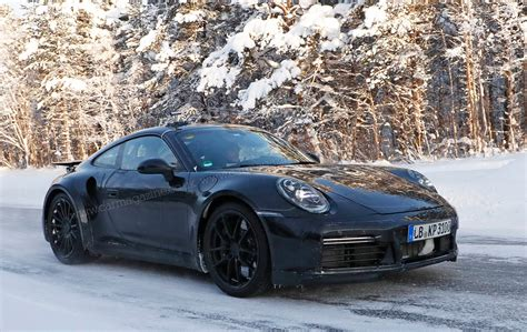 new porsche 911 turbo next porsche 911 snapped is this the new 992 gt3 by car