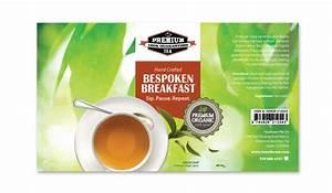 Tea Label Template - dLayouts Graphic Design Blog