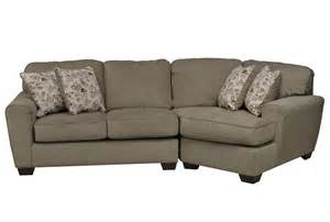 patola park 2 piece sectional w raf cuddler chaise