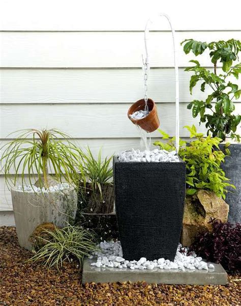 diy indoor waterfall 50 awesome water features diy ideas to make any home 3393