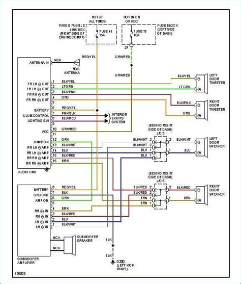 2012 Murano Bose Wiring Diagram by 2002 Nissan Sentra Se R Radio Wiring Diagram Home Decor