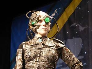 Building a Borg: Lessons from a Star Trek makeup legend - CNET