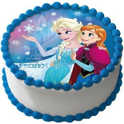 Tortenfiguren sind der ideale abschluss einer torte. Elsa tortenaufleger kaufen   verwandeln sie ihre frozen ...