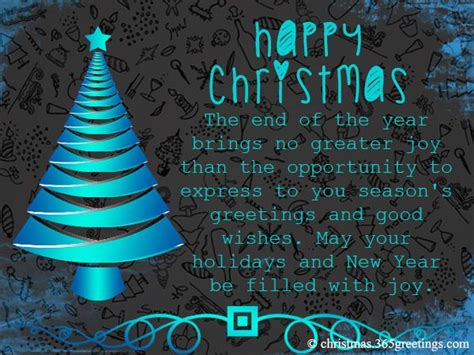 christmas greeting company business messages and greetings messages messages and celebrations