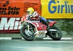 Print of Joey Dunlop leaves Governors Bridge: 1982 Formula ...