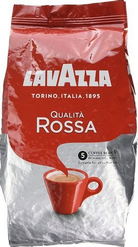Why do we need to store coffee beans? Lavazza Qualita Rossa Coffee Beans 1kg | Kitchen Mate