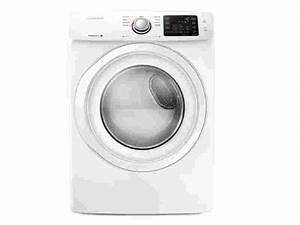 Dv5000 7 5 Cu  Ft  Electric Dryer Dryers  A3