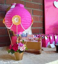 Best Diy Hot Air Balloon Centerpieces Ideas And Images On Bing
