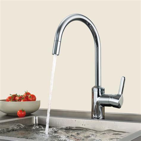 robinetterie cuisine avec douchette mitigeur douchette kludi pour la cuisine crbmd112