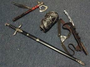 Assassin Creed Real Weapons