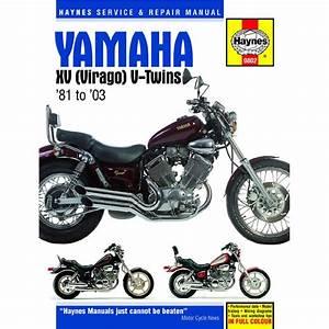 Manual Haynes For 1996 Yamaha Xv 1100 S Virago  3lpb