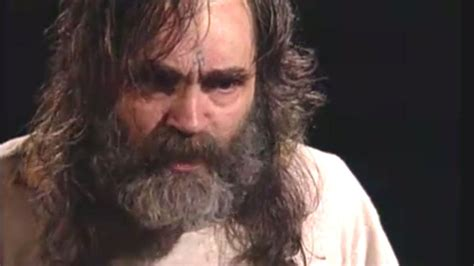 charles manson documentary shows    footage