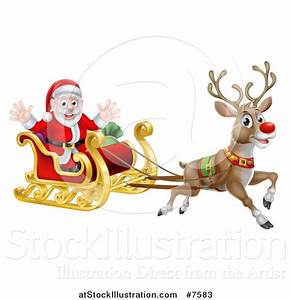 Image Gallery rudolph flying