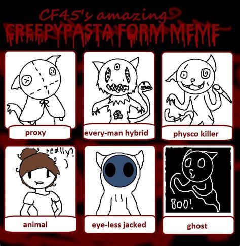 Creepypasta Meme - funny creepypasta quotes quotesgram