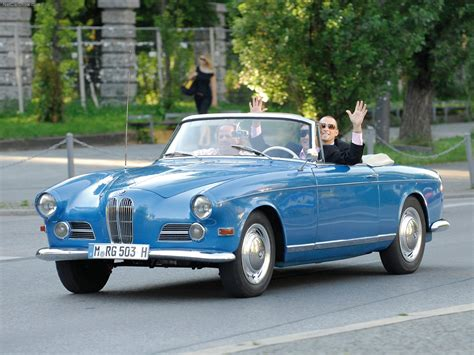 BMW 503 Cabriolet (1956) picture #03, 1600x1200