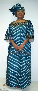 Image result for image woman in african boubou