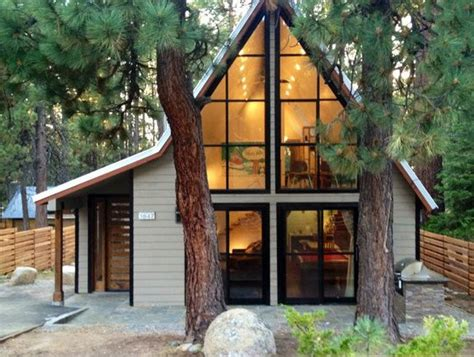 Lake Tahoe Aframe  Allamerican Airbnb Rentals For