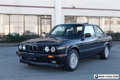 Bmw 318is For Sale by 1991 Bmw 3 Series 318is For Sale In United States
