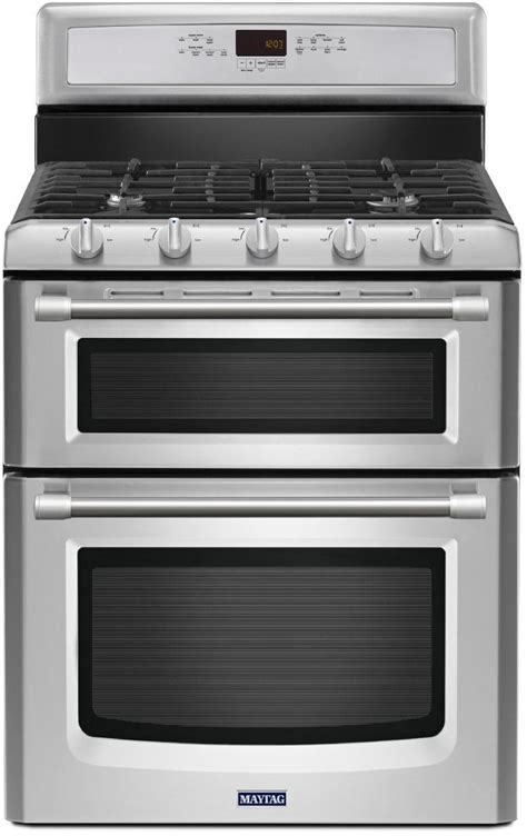 maytag mgt8720ds 30 inch freestanding oven gas