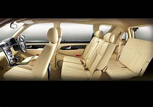 Mahindra Rexton Third Row Seat Interior Picture ...
