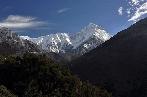 Mount Gongga - Wikipedia