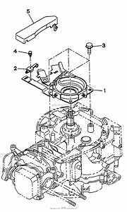 Snapper Eh18v 6 5 Hp 4 Cycle Ohv Robin Engine Parts Diagram For Brake