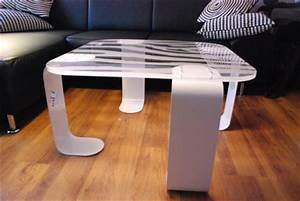Table Basse En Plexiglas : table basse en plexiglas par sif david cr ation blog ~ Teatrodelosmanantiales.com Idées de Décoration