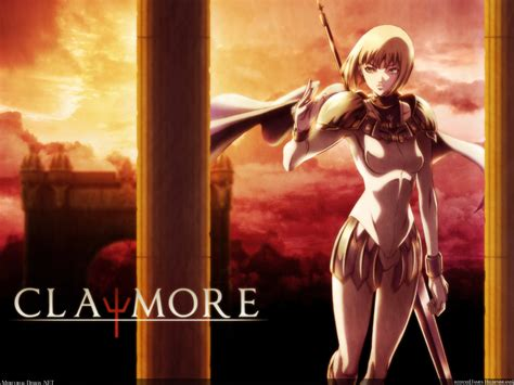 Claymore Anime Wallpaper - claymore computer wallpapers desktop backgrounds