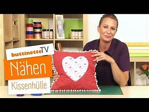Kissen Selbst Nähen : kissen n hen youtube ~ Watch28wear.com Haus und Dekorationen