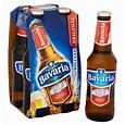 Bavaria 0.0% Alchohol Free Beer 4 x 330ml from Ocado