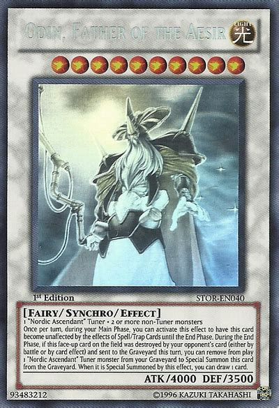 most expensive yugioh decks of all time file odinfatheroftheaesir stor en gr 1e png yu gi oh