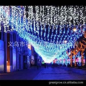Outdoor Christmas Lights Outdoor Street Scene Street