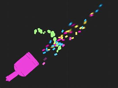 Pop Party Smoke Animated Particles Fart Animation