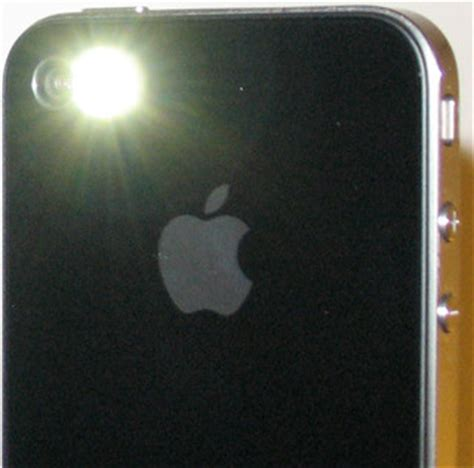 turn off light on iphone next iphone to sport a dual led flash report redmond pie