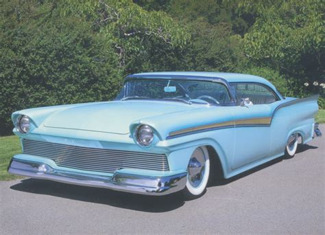 1957 Ford Fairlane « Cars « Richard Zocchi's Custom Cars