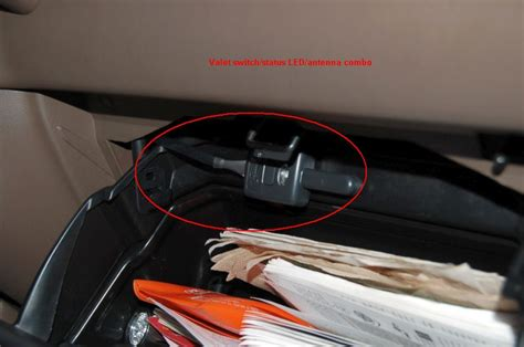 Valet Switch by Car Alarm Valet Switch Location Car Free Engine Image