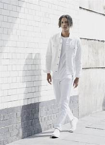 White Jeans What to Wear with Statement Summer Denim | The Idle Man