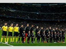 How Will PSG Line Up Against Real Madrid in Second Leg
