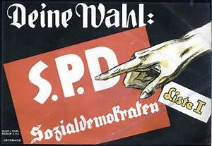 German Social Democrats show a more Continentalist stance ...