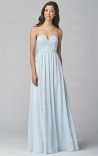 blue bridesmaids dresses light blue bridesmaid dress bnnck0026 bridesmaid uk