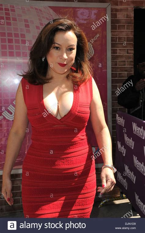 actress jennifer tilly actress jennifer tilly is seen leaving the wendy williams