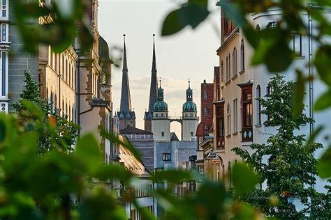 Die 10 Schönsten Fotospots In Halle Saale