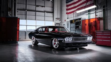 Chevrolet Chevelle Classic Wallpaper   HD Car Wallpapers ...