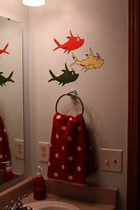 Decorating the dorchester way dr seuss bathroom for Seks in the bathroom