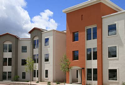 grand opening highlands university residence hall july nmhu