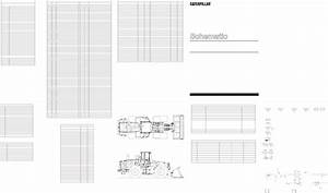 980g Series Ii Wheel Loader Electrical System Schematic